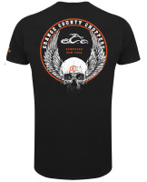 OCC Orange County Choppers T-Shirt Doom Black