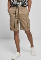Urban Classics Shorts Drawstring Cargo Shorts Darksand