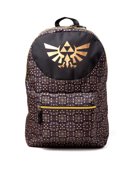 The Legend of Zelda Backpack Allover Printed Black