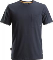 Snickers Workwear AllroundWork, 37.5® kurzarm T-Shirt Navy