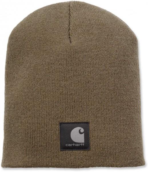 Carhartt Herren Mütze Force Extremes Knit Hat Burnt Olive
