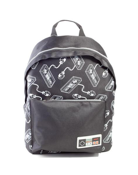 Nintendo - NES Controller AOP Backpack Multicolor