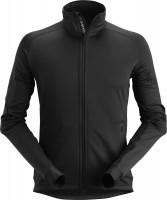 Snickers Workwear FlexiWork Stretch Fleece Arbeitsjacke PT 2.0 schwarz