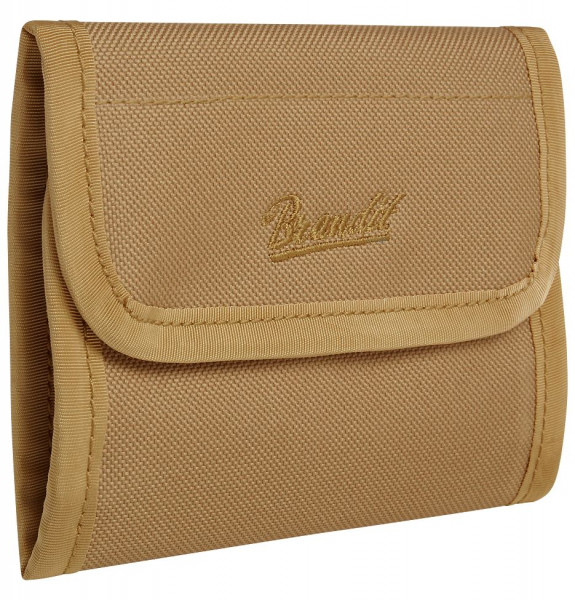 Brandit Portemonnaie Wallet Five in Camel