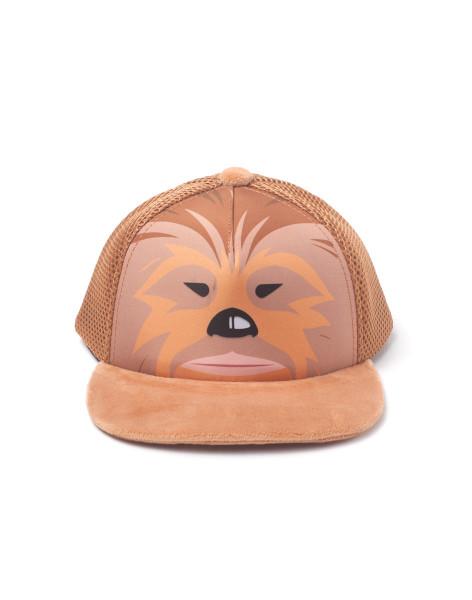 Star Wars: Episode IV - A NEW Cap Chewbacca Kids Trucker Brown