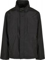 Urban Classics Jacke Double Pocket Nylon Crepe Jacket Black
