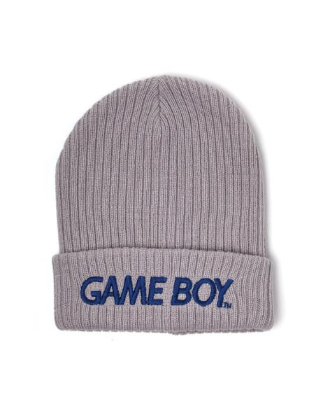 Nintendo Beanies Gameboy - Logo Beanie Grey