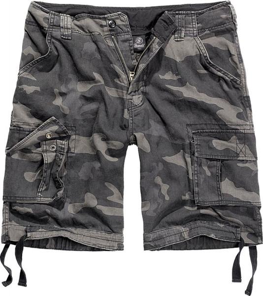 Brandit Urban Legend Shorts in Darkcamo