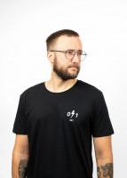 John Doe T-Shirt Flagstaff Black