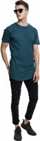 Urban Classics T-Shirt Shaped Long Tee Teal