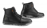 Falco Motorrad Schuhe / Sneaker Patrol Wasserdicht Black