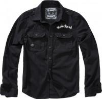 Brandit Men Hemd Motörhead Vintage Shirt Black
