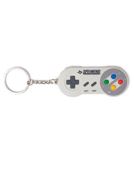 Nintendo Keychain Controller Rubber Multicolor