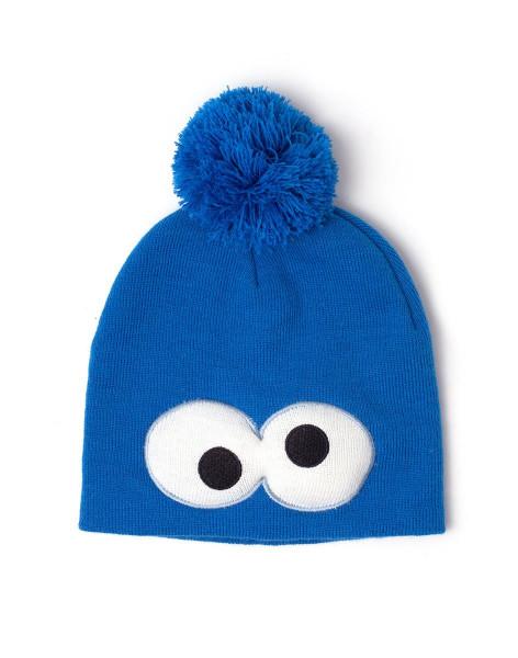 Sesame Street Cookie Monster Beanie Blue