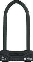 ABUS Fahrradschloss GRANIT™ Extreme 59 Bügelschloss 58607 Schwarz