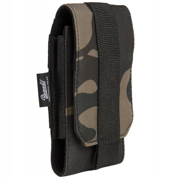 Brandit Tasche Molle Phone Pouch, medium in Darkcamo