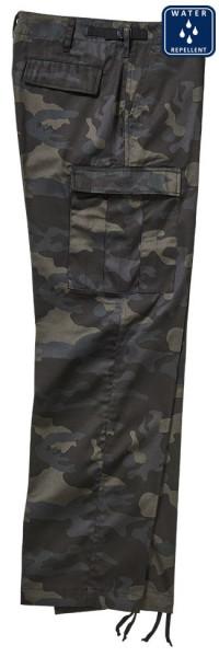 Brandit Hose US Ranger Trousers in Darkcamo