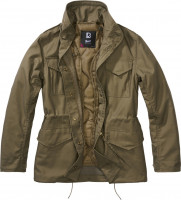 Brandit Women Jacke Ladies M65 Standard Jacket Olive