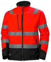 Helly Hansen Jacke Alna 2.0 Softshell Jacket Red/Ebony