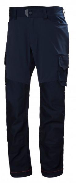 Helly Hansen Shorts / Hose 77445 Chelsea Evolution Service Pant 590 Navy