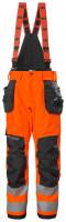 Helly Hansen Arbeitshose Alna 2.0 Shell Construction Pant CL2 Orange/Ebony