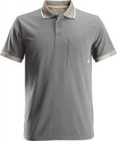 Snickers Workwear AllroundWork 37.5® Technologie Poloshirt grau