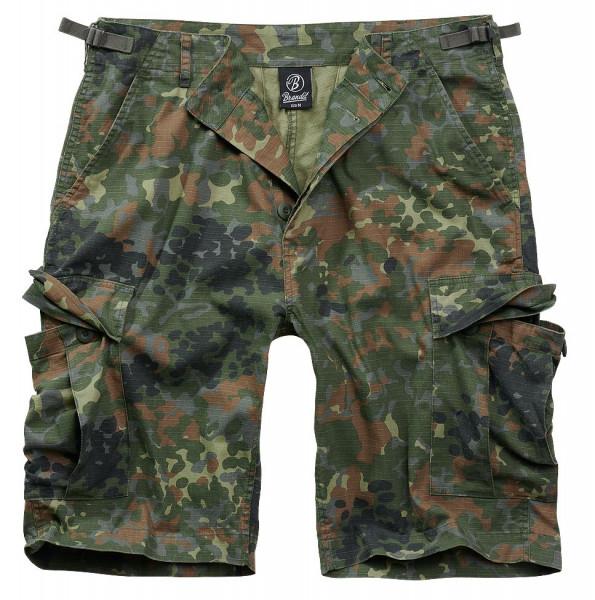 Brandit BDU Ripstop Shorts in Flecktarn