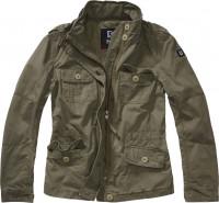 Brandit Women Jacke Ladies Britannia Jacket Olive