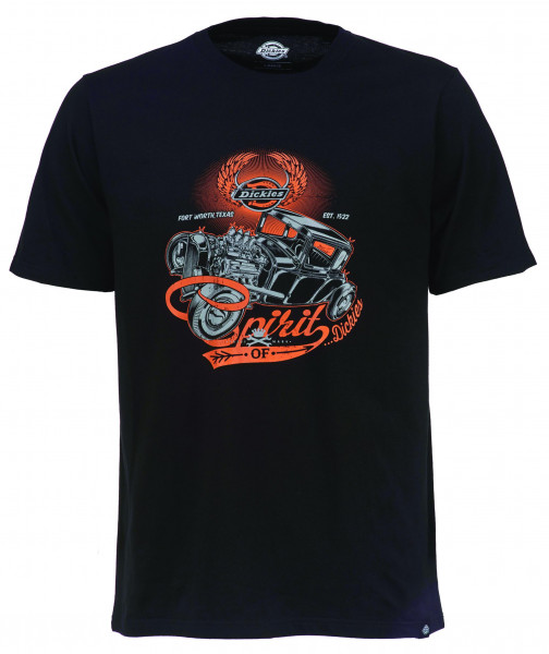 Dickies T-Shirt Dodson Black