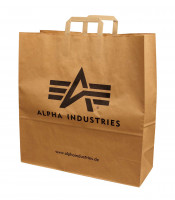 Alpha Industries Paperbag Home Brown