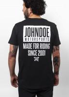 John Doe T-Shirt Signature Black