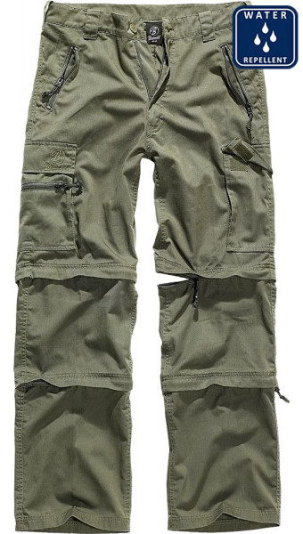 Brandit Hose Savannah Trouser in Olive