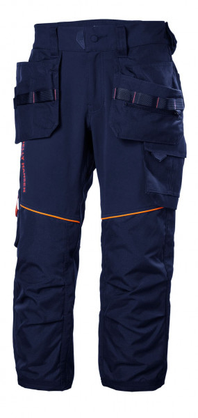 Helly Hansen Shorts / Hose 77447 Chelsea Evolution Pirate Pant 590 Navy