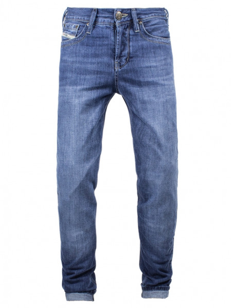 John Doe Motorrad Hose Jeans Denim Kamikaze Jeans Blue