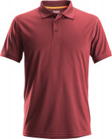 Snickers Workwear AllroundWork Poloshirt Chili