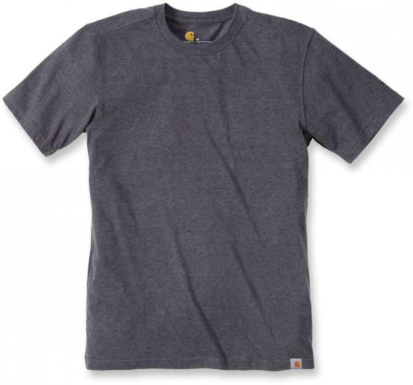 Carhartt T-Shirt Maddock Short Sleeve T-Shirt Carbon Heather