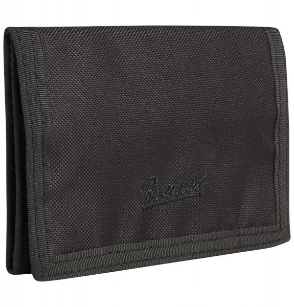 Brandit Portemonnaie Wallet Three in Black
