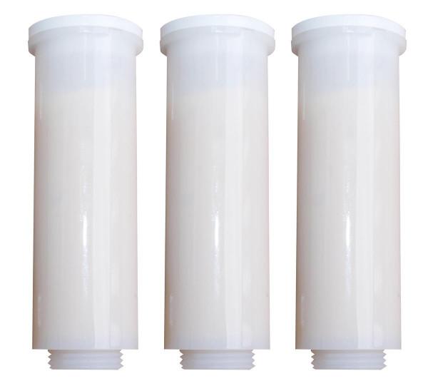 Tyent Bio Waschball Waschkugel Roly Poly Ersatzpatronen 3er Set White
