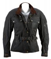 Bores Female Jacket Tropical Pro 1 Classic Damen Wachsjacke Black
