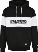 Starter Black Label Sweatshirt Block Hoody Black/White
