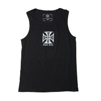 WCC West Coast Choppers T-Shirt Classic Tanktop Black