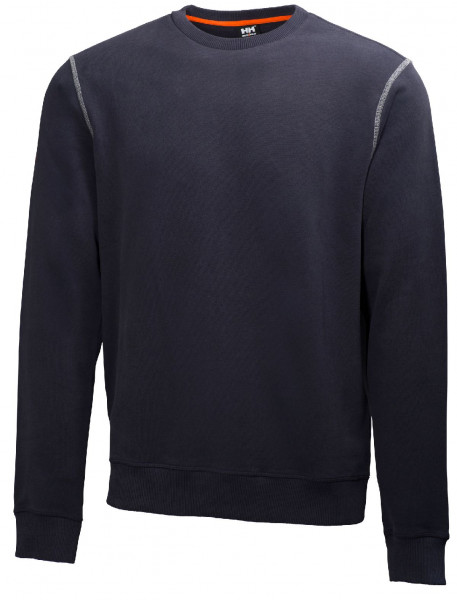Helly Hansen Hoodie / Sweatshirt 79026 Oxford Sweatershirt 590 Navy