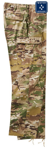 Brandit Hose US Ranger Trousers in Tactical Camo