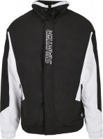 Starter Black Label Jacke Track Jacket Black/White