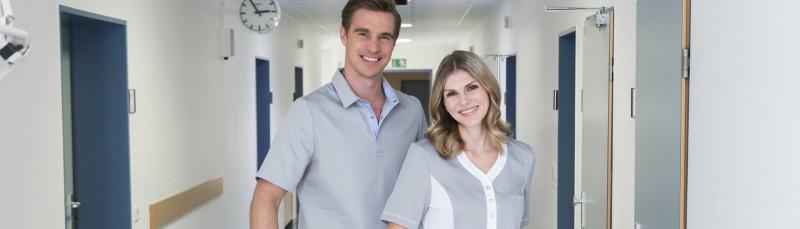 Berufskleidung Leiber Medizin Pflege