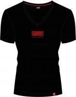 WCC West Coast Choppers Female Shirt Kimi Raikkönen Box Tee Black