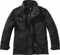 Brandit Kinder Jacke Kids M65 Standard Jacket Black