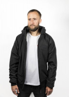 John Doe Motorrad Jacke Softshell Jacket 2 in 1 Black
