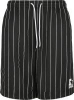 Starter Black Label Pinstripe Shorts Black