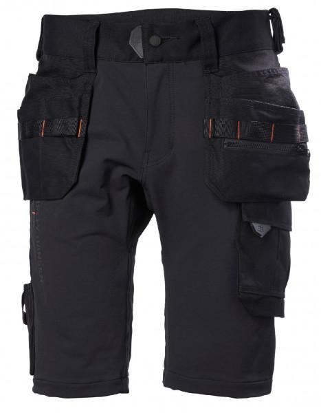 Helly Hansen Shorts / Hose 77443 Chelsea Evolution Cons Shorts 992 Black
